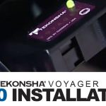 Tekonsha Voyager 9030 Brake Controller Installation   Youtube   2006 Ford F250 Trailer Brake Controller Wiring Diagram