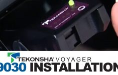 Tekonsha Voyager 9030 Brake Controller Installation – Youtube – Voyager Trailer Brake Controller Wiring Diagram