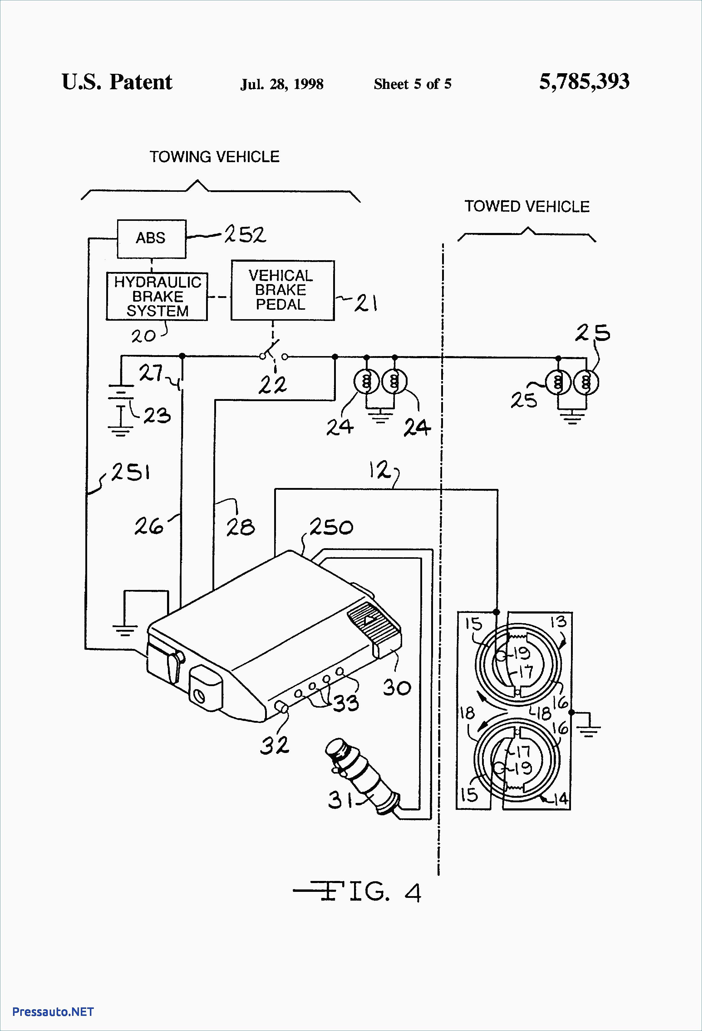 Tekonsha Wiring Diagram For Ford 2008 - Wiring Diagram Data - Trailer Electric Brake Controller Wiring Diagram