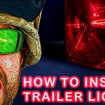 The Easy And Right Way To Install The Harbor Freight Deluxe 12 Volt   Trailer Light Kit Wiring Diagram