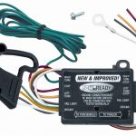 "Tow Ready Trailer 119130 050 Trailer Light Converter Incl. 12"" Leads   Trailer Light Converter Wiring Diagram"
