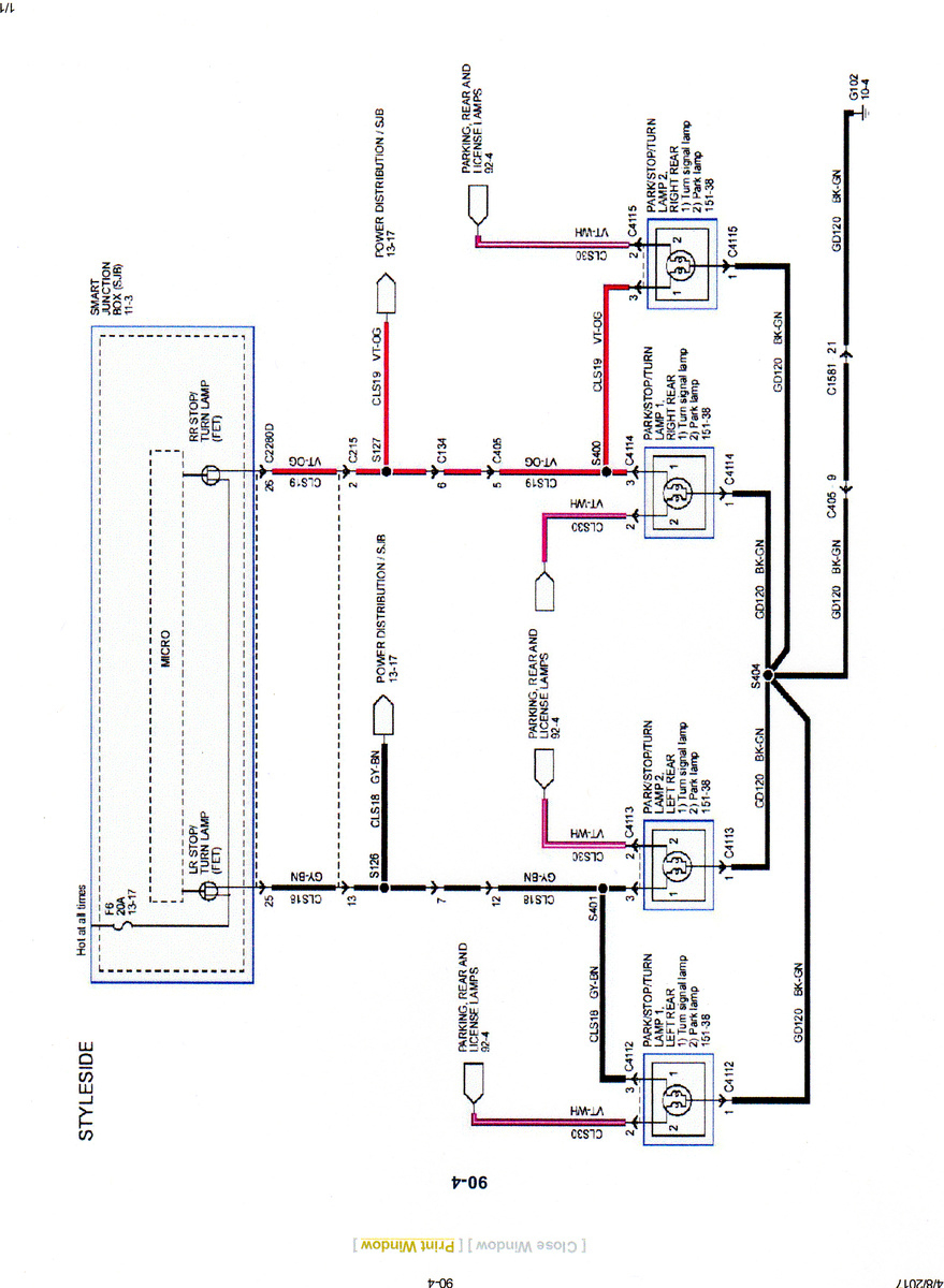 Trailer Board Wiring Diagram | Wiring Diagram - Trailer Board Lights Wiring Diagram
