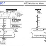 Trailer Tow Package And Trailer Wiring Questions   Ford Truck   Truck And Trailer Wiring Diagram