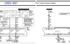 Trailer Tow Package And Trailer Wiring Questions – Ford Truck – Truck And Trailer Wiring Diagram