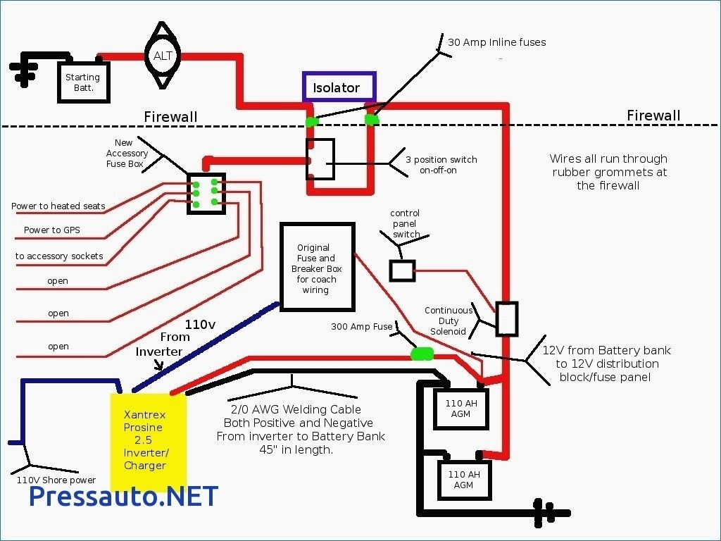 Trailer Wiring 110V | Manual E-Books - Miska Trailer Wiring Diagram