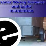 Trailer Wiring And Light Replacement Demonstration   Youtube   Yacht Club Trailer Wiring Diagram