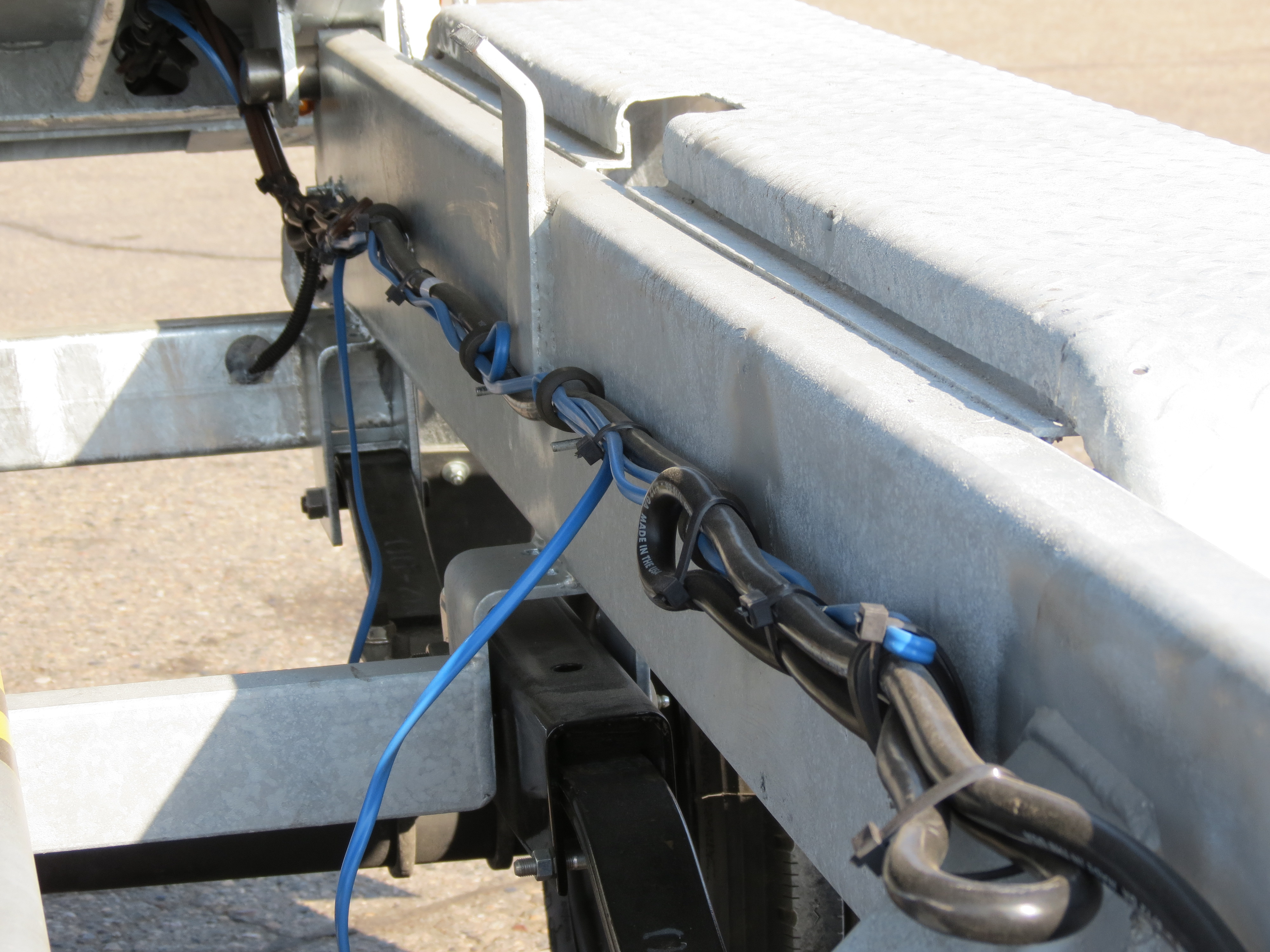 Trailer Wiring And Lighting: Troubleshooting And Maintenance - Vehicle Trailer Wiring Diagram