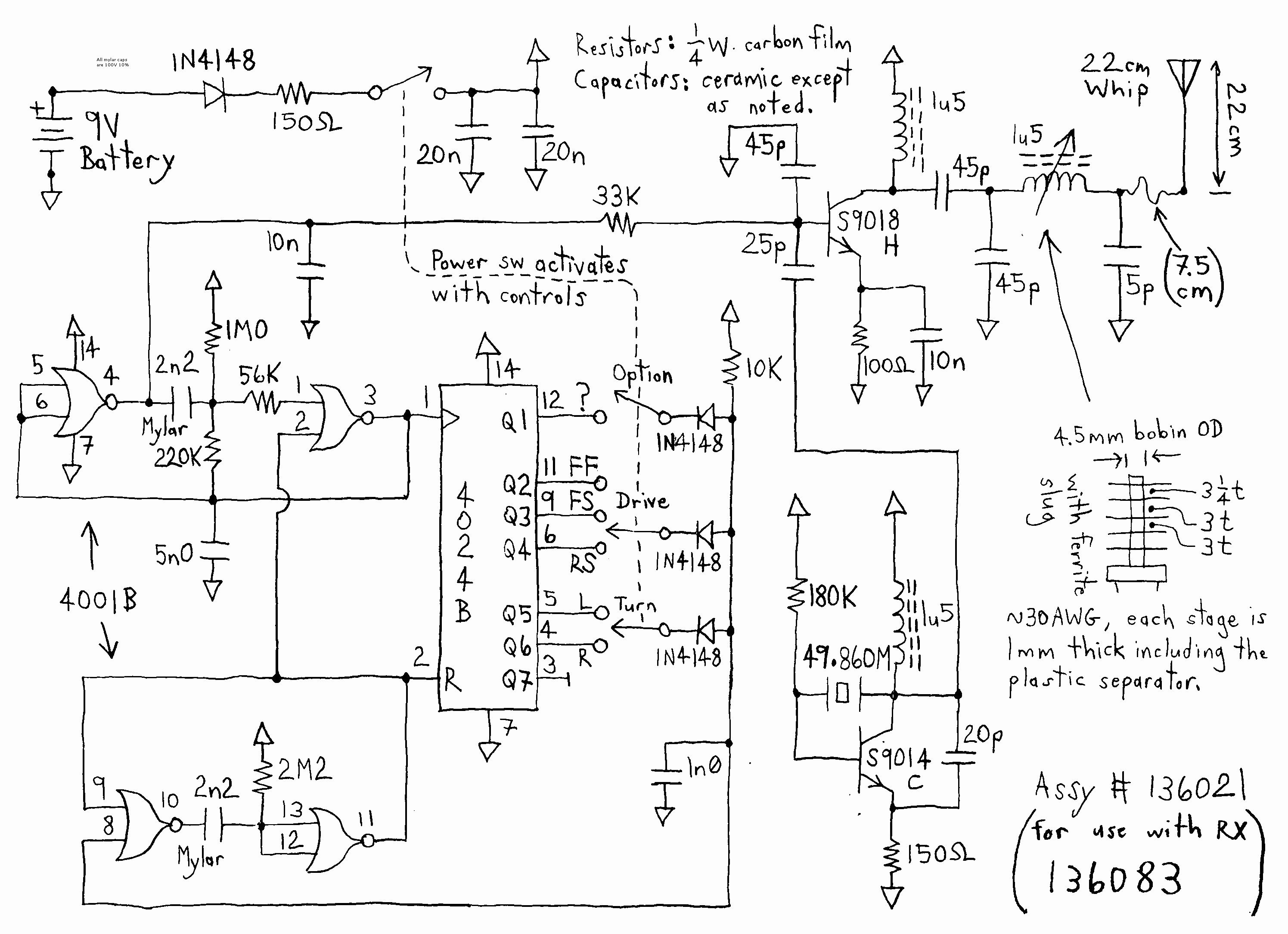 Trailer Wiring Diagram 5 Core South Africa | Wiring Diagram - 4 Core Trailer Wire Diagram