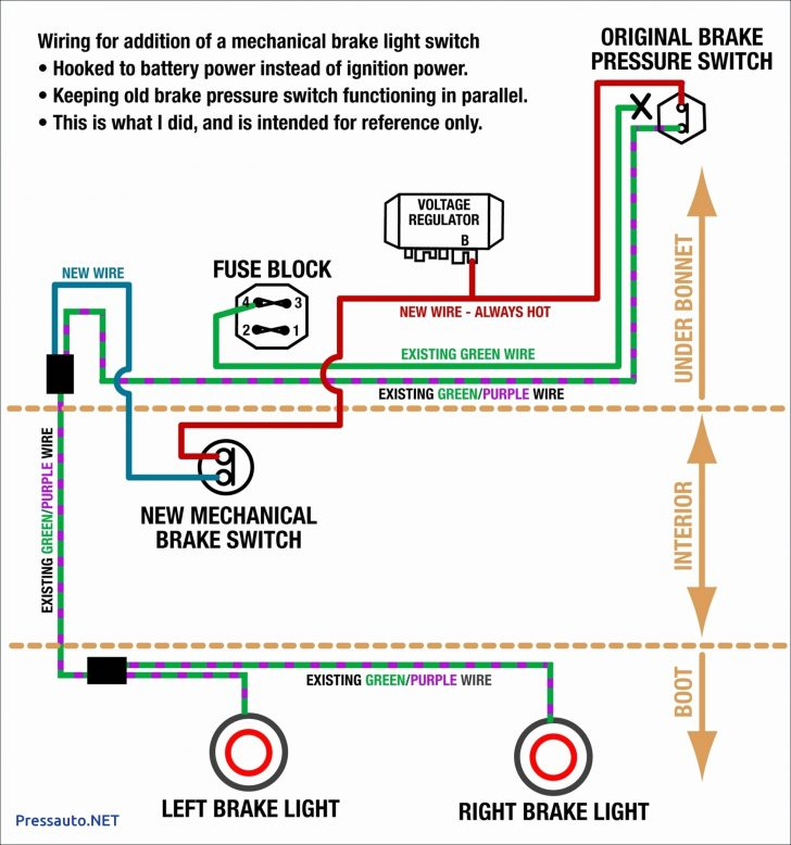 Wiring Diagram For Trailer Lights Ireland