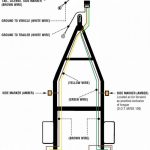 Trailer Wiring Diagram Printable   Wiring Diagram Explained   Wiring Diagram Trailer Lights