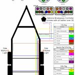 Trailer Wiring Diagram Side Markers New 7 Prong Trailer Wiring – 7   Trailer Wiring Diagram Side Markers