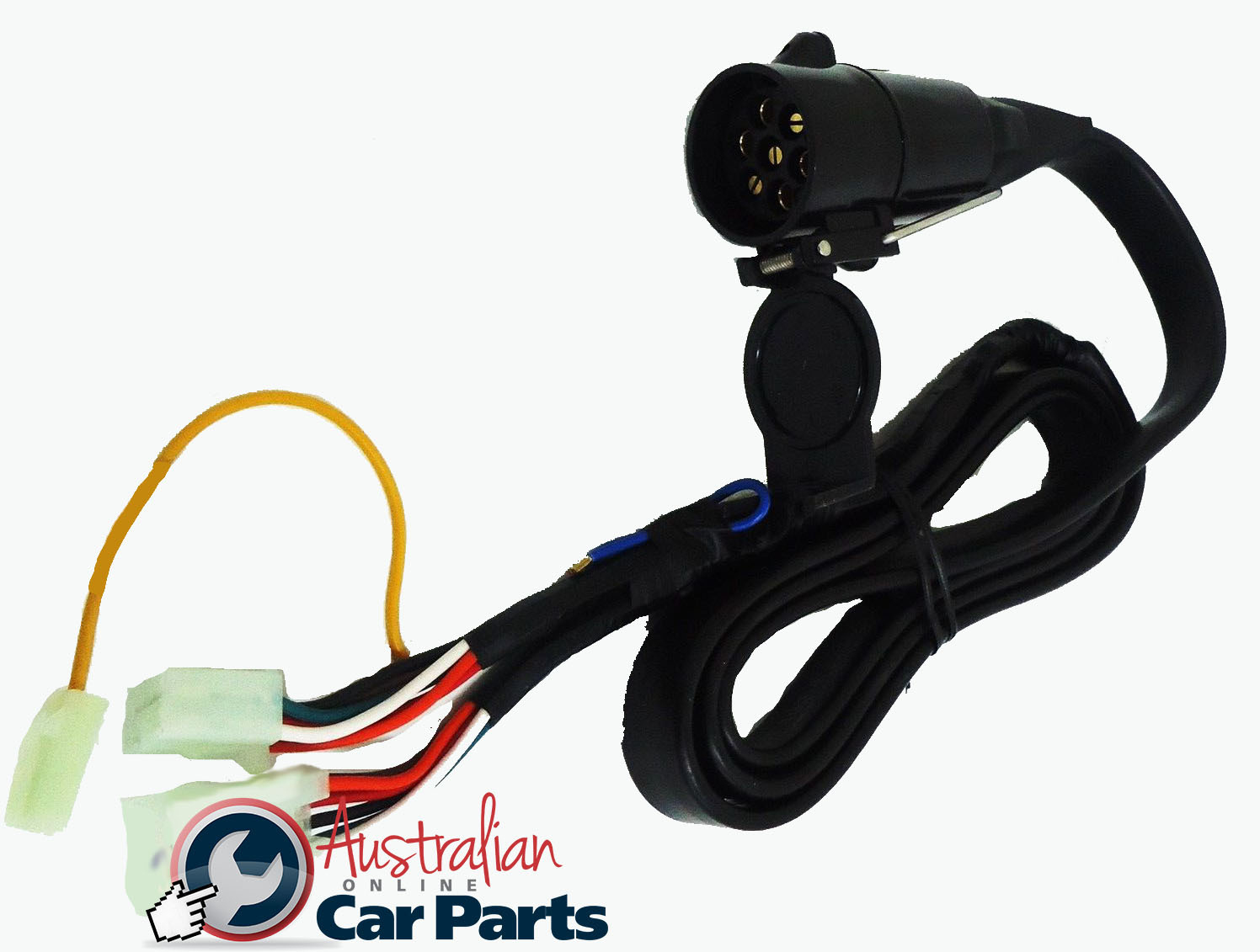 Trailer Wiring Harness Suitable For Holden Commodore Vt Vx Vy Vz - Vy Commodore Trailer Wiring Diagram