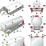 Trailers: Federal Lighting Equipment Location Requirements   Wiring Diagram Trailer Marker Lights