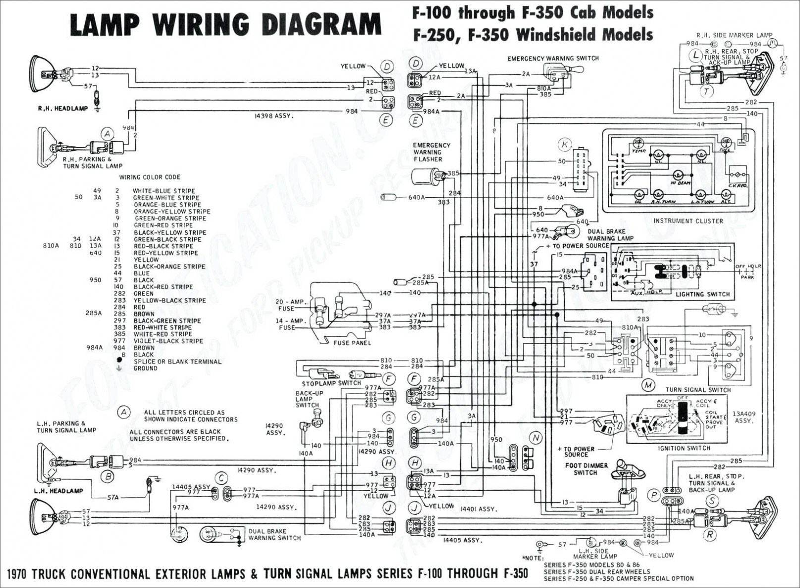 Wells Cargo Wiring Diagrams | Wiring Diagram - Enclosed Trailer Wiring Diagram