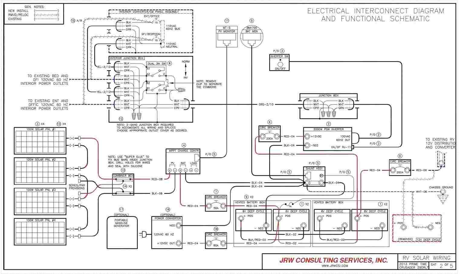Wilderness 24J Electrical Wiring Diagram | Manual E-Books - 99 Wilderness Travel Trailer Furnace Wiring Diagram
