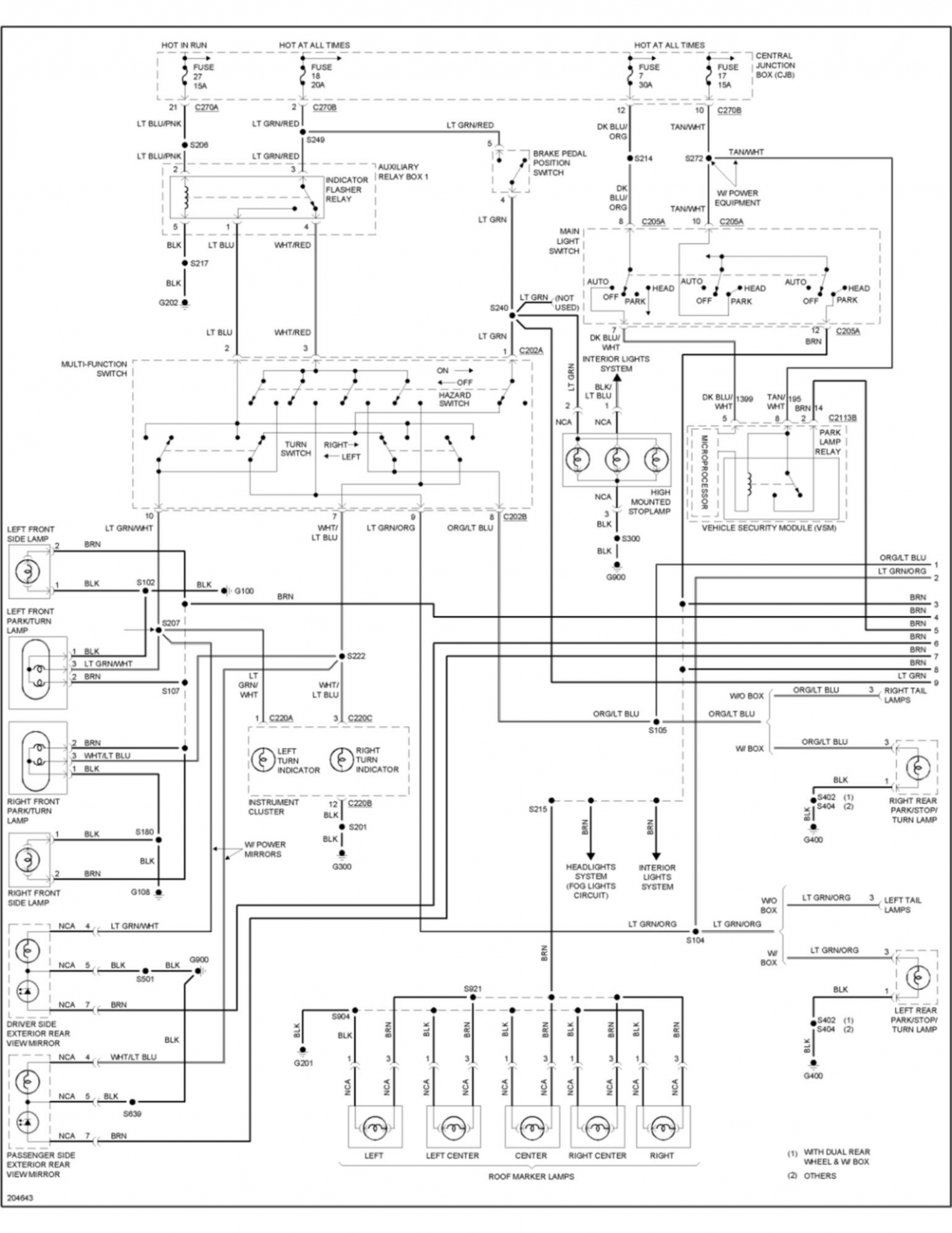 Wiring Diagram Au Falcon Refrence Ford F150 Trailer Wiring Harness - Ford F250 Trailer Wiring Diagram