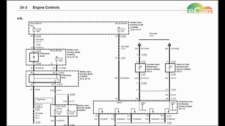 97 Ford Trailer Wiring Diagram