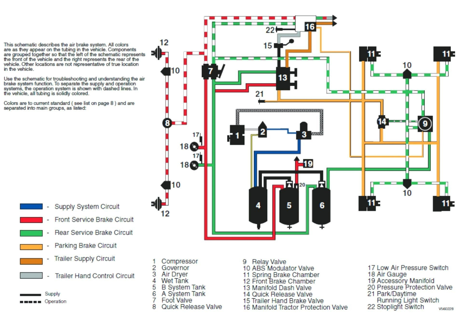 Wiring Diagram For Tandem Axle Trailer | Wiring Diagram - Wiring Diagram For Tandem Axle Trailer With Brakes
