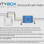 Wiring Diagram For Towing Lights   Manual E Books   Trailer Light Converter Wiring Diagram