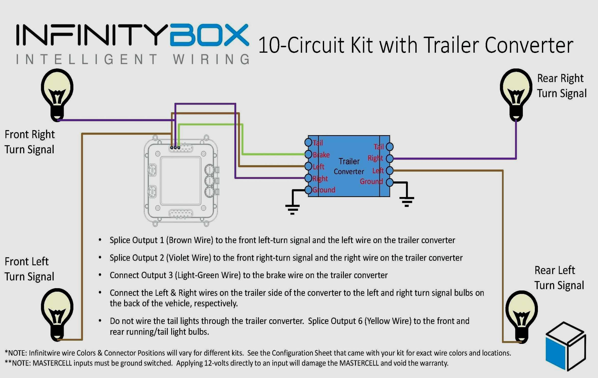 Surprising Trailer Converter Wiring Diagram Wiring Diagram Wiring 101 Akebretraxxcnl