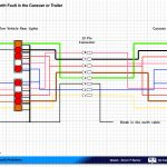 Wiring Diagram For Trailer Board | Wiring Diagram   Trailer Board Lights Wiring Diagram